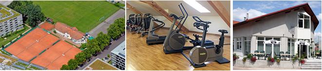 Sportanlagen und Sportgeräte Sportverein Magistrat