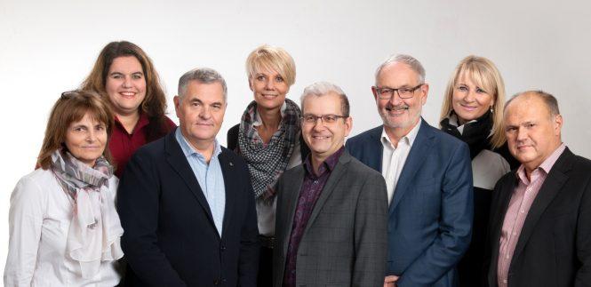 Team der Personalvertretung